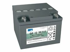 NEW GEL12V24Ah GOLF BUGGY/ MOBILITY SCOOTERS BATTERY GF12022YF