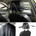 Car Scalable Seat Headrest Clothes Suit Jacket Stainless Metal Hanger Holder NEW