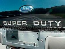 2008 09 2010 2011 2012 FORD F-250 F-350 F250 F350 REAR BED LETTERS INSERT EMBLEM