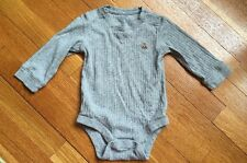 Baby Gap Gray Long-sleeved Shirt, size 6-12 months
