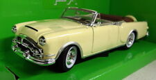 Nex models 1/24 Scale 24016C 1953 Packard Caribbean open beige Diecast model car