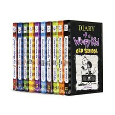Set Diary Of A Wimpy Kid Complete, Bundle of 11 PDF Series