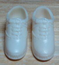 Barbie White Tennis Shoes Sneakers