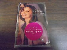 "NEW SEALED ""Ally McBeal"" Cassette Tape                  (G)"