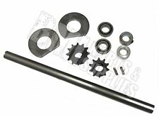 "Jackshaft Kit for Mini-Bike Chopper or Go-Kart, 3/4"" x 14"", #41 / 40 Chain - NEW"
