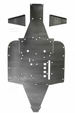 Can Am Maverick XDS skid plate arm guard UHMW underbody SSS Off Road FULL
