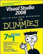 Visual Studio 2008 All-In-One Desk Reference For Dummies-ExLibrary