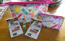 Clinique Cosmetic Bags & Makeup NWOT -FREE Mirror W/Purchase