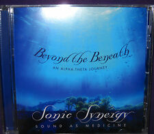 "BRAINWAVE ENTRAINMENT CD: ""Beyond the Beneath"": An Alpha/Theta Journey"