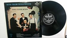 THE FOUR ACES feat. AL ALBERTS - Hits From Hollywood 1958 UK PRESS Brunswick
