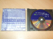 Now That's What I Call The Beatmasters (CDs) 11 Tracks - Mint/New - Fast Postage