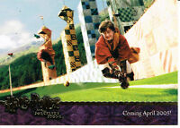 HARRY POTTER AND THE SORCERER'S STONE PROMOTIONAL CARD 04