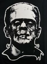 FRANKENSTEIN  BLACK CANVAS BACK PATCH
