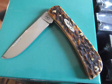 "CASE XX 3 3/4"" CLOSED SOD BUSTER AMBER BONETRU-SHARP BLADE MADE IN U.S.A. CA-245"
