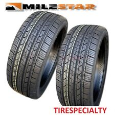 2 NEW Milestar MS932 215/60R17 96H BSW FREE SHIPPING!!!