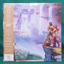 Golden Axe I & II Original Soundtrack Translucent Gold Vinyl Record LP DATA007