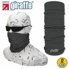 Mesh-445 Multifunctional Headwear Neckwear Snood Scarf Bandana Headband Tube