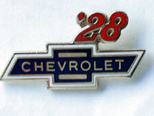 1928 Chevrolet Pin ,  28 Chevy Auto Lapel Pin , Hat Tack , Badge