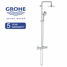 Euphoria Rainshower  GROHE Thermostat Dusch Armatur System Set 27296 27296001