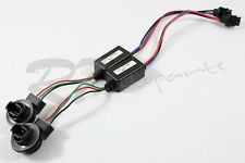 2X 3056 3156 LOAD RESISTORS DECODERS LED SMD TURN SIGNAL BRAKE TAIL LAMPS FIX