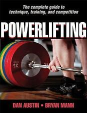 Powerlifting by Dan Austin and Bryan Mann (2012, Paperback)