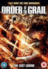 DVD:ORDER OF THE GRAIL - NEW Region 2 UK 66