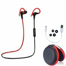 Wireless Sports Stereo Sweatproof Bluetooth Earphone Headphone Earbuds Head