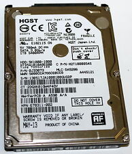 1TB 1000GB HGST LAPTOP SATA 3.0Gb/s 5400RPM HARD DRIVE HDD 0J33073 HP 676521-001