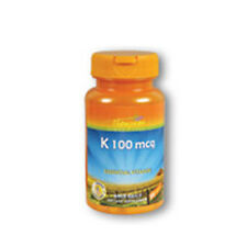 Vitamin K 30 Caps 100 MCG by Thompson