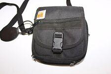 Used Black Nucleus ESPrit Bag Purse Mini Hipster Small Pouch Unisex Men's Women