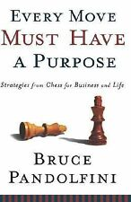 Every Move Must Have a Purpose: Strategies From Chess For Business and Life, Pan