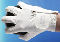 Drakes Pride White Synthetic Bowling Glove Mens/Ladies