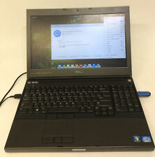 "15"" Dell Precision M4700 Intel Core i7-3540M@ 3GHz 4GB Ram (NO HDD)"