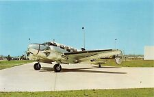 BEECH C-45H EXPEDITOR~R-985 ENGS~USAF MUSEUM~WRIGHT PATTERSON~MILITARY POSTCARD