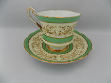 Paragon Coffee Cup and Saucer, c 1935