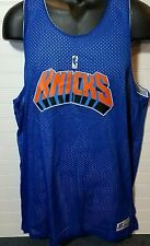 New York Knicks Practice Jersey By Russell Adult Size Large NBA Basketball