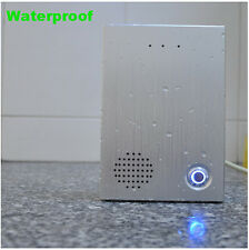 Sip Door Phone Intercom Waterproof stainless steel IPPBX Asterisk Elastix MAAU
