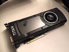 NVIDIA GTX Titan X 4K 12GB Maxwell Graphics Card