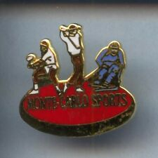 RARE PINS PIN'S .. SPORT GOLF SKI SKIING TENNIS MONACO  ~2B