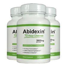 Abidexin 72 3 Pack - All Natural Weight Loss Supplement - Kickstart your Detox