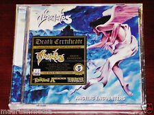 Thanatos: Angelic Encounters / Beyond Terror Limited Ed CD 2013 Bonus Tracks NEW