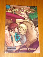 LOVE CIRCLES YAOI PRESS MATURE MANGA LAURA CARBONI GRAPHIC NOVEL