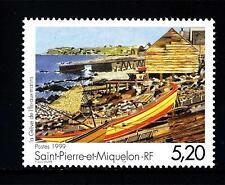 ST. PIERRE E MIQUELON - 1999 - Espressione artistica