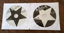 2 CDG LOT 1970'S KARAOKE HITS OF ABBA AND THE EAGLES CD+G NEW ($39.99)