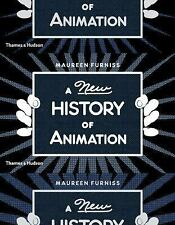 A NEW HISTORY OF ANIMATION, STUNNING PHOTOS, FIRST EDITION 2016, $60 ON AMAZON