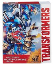 "TRANSFORMERS FIGURA OPTIMUS PRIME FIRST EDITION HASBRO "" NUEVA / NEW """