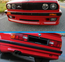 EURO FRONT + REAR spoiler BMW E30 AC-schnitzer BODY KIT alpina hartge m-technic