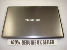 TOSHIBA SATELLITE P850 SERIES LCD SCREEN REAR COVER LID + WIFI cables and webcam