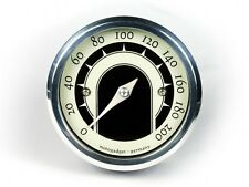 MOTOGADGET Motoscope Tiny Speedster MST Speedometer Polished Cafe MG5001014
