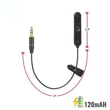 AUDIO Technica ath-anc7 anc25 Adattatore Bluetooth Wireless Convertitore APPLE SAMSUNG